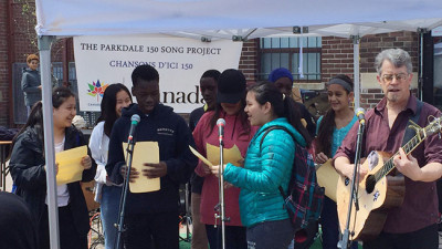 parkdale song project